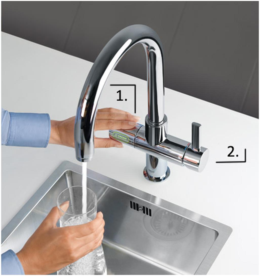 Küchenarmaturen - Locher Haustechnik GmbH Heizung Sanitär Lüftung ...